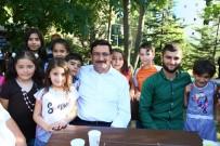 MUSTAFA AK - Başkan Ak 'Halk Buluşmaları' İçin Çaldıran Mahallesi'nde