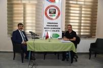 SULTAN ALPARSLAN - Başkan Asya, TRT Gap Radyosuna Konuk Oldu