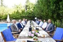 AYLİN NAZLIAKA - Başkan Gökçek'ten Ankaragücü'ne Müjde