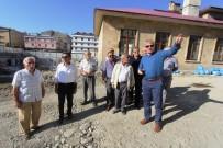 ATIK SU ARITMA TESİSİ - Başkan Memiş Açıklaması 'Bayburt Bütünüyle Kentsel Dönüşüme Tabi Olacak'