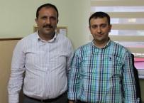 UĞUR BULUT - BBP Sivas İl Başkanı Bulut'tan, İHA Sivas Bölge Müdürlüğü'ne Ziyaret