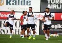 NEVZAT DEMİR - Beşiktaş, Kondisyon Çalıştı