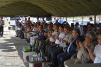 KADIR PERÇI - Birecik'te Buğday Pazarının Temeli Atıldı