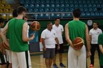 Büyükşehir Basket İlk Antrenmanını Gerçekleştirdi