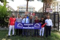 PROPAGANDA - CHP Milletvekili Akaydın'a Yönelik Suç Duyuruları Devam Ediyor