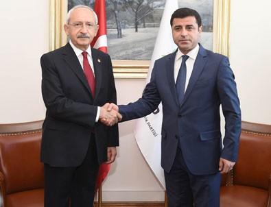 Demirtaş'tan CHP talimatı
