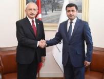 SELAHATTİN DEMİRTAŞ - Demirtaş'tan CHP talimatı