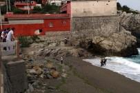 Denizde Kaybolan Genci Arama Çalışmaları 3. Gününde