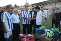 OKTAY KALDıRıM - Elazığ'da Amatör Spor Kulüplerine Malzeme Desteği