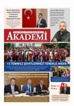 ERCIYES ÜNIVERSITESI - Erciyes Üniversitesi AKADEMİ'nin 4. Sayısı Çıktı