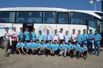 AHMET ÇELEBI - Erzurum'un Karate Kervanı İran Yollarında