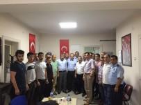 TÜRK EĞITIM SEN - Eskişehir Ülkü Ocaklarından Sendikalara Ziyaret
