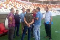 CANLI YAYIN - Evkur Yeni Malatyaspor, Osmanlıspor Müsabakasını Eski Stadında Oynayacak