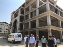 KONYA KARAPINAR - Fatsa'nın Binası Konya'ya Örnek Oldu