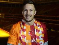 RYAN DONK - Galatasaray'da bir ayrılık daha