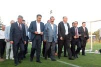 ALI YERLIKAYA - Gazişehir Gaziantep'e Moral Ziyareti