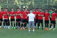 SAMSUNSPOR - Gazişehir Gaziantep, Samsunspor Maçı Hazırlıklarını Sürdürüyor