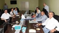 GEBZE BELEDİYESİ - Gebze'nin Projeleri Masaya Yatırıldı