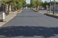 Gevran Caddesi Asfaltlandı