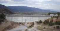 ADNAN MENDERES - Gökbel Barajı'nda Çalışmalar Hızla Devam Ediyor
