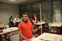 GÖRME ENGELLİ - Görme Engelli Öğrenciden Boğaziçi Üniversitesi Başarısı