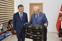KADİR ALBAYRAK - Güney Kore İstanbul Başkonsolosu Cheol Tekirdağ'da