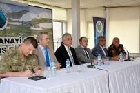 ORHAN TOPRAK - Hakkari'de 'İl Koordinasyon' Toplantısı
