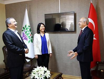 HDP'den CHP'ye iş birliği çağrısı
