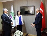 BAŞKANLIK SİSTEMİ - HDP'den CHP'ye iş birliği çağrısı