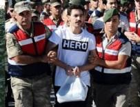 ÖZEL KUVVETLER KOMUTANLIĞI - 'Hero' tişörtü nedeniyle 5 görevli açığa alındı, sanığa dava açıldı