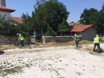 SOSYAL TESİS - İnönü'de Bayram Temizliği Devam Ediyor