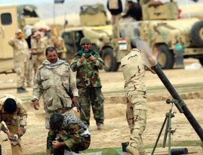 Irak ordusu operasyon başlattı!