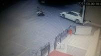 MUSTAFA ÇETIN - Kdz. Ereğli'de Yaşanan Kazalar Kameralara Yansıdı