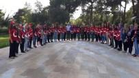 GÖKÇEN ÖZDOĞAN ENÇ - Kız Öğrenciler 15 Temmuz Diriliş Gençlik Kampında Buluştu