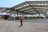 KOCAHASANLı - Kocahasanlı'da Kapalı Pazar Yeri Hizmete Girdi