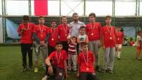 MEMİŞ İNAN - Kur'an Kursu Öğrencileri Futbolda Yarıştı