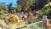 Kurban Bayramı Öncesi Mezarlık Temizliği