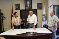 OKUL BİNASI - Kuyucak Sosyal Hizmet Binasında Çalışmalar Devam Ediyor