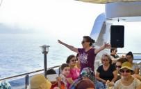 HAYDARPAŞA - Maltepeli Kadınların Boğaz Keyfi