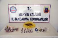 KARGıPıNARı - Mersin'de Uyuşturucu Operasyonunda 3 Tutuklama