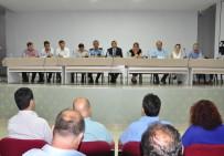 Milas'ta Muhtarlar Sorunlarını Aktardı