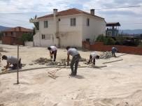 Milas'ta Yol Çalışmaları Hızlandı