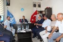 ÜLKÜ OCAKLARı - Milletvekili Aydın, Oltu'ya Geçmiş Olsun Ziyaretinde Bulundu
