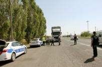 Nevşehir'de 98 Araca 32 Bin 510 Lira Para Cezası Kesildi