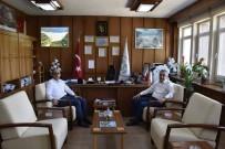 MUSTAFA SAVAŞ - Savaş, DSİ 21. Bölge Müdürlüğünü Ziyaret Etti