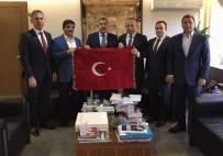 SİİRT VALİSİ - Siirt Heyeti Ulaştırma Bakanı Aslan'la Görüştü