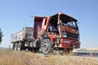 Sorgun'da Trafik Kazası Açıklaması 1 Yaralı