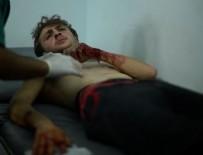 PYD - Terör örgütü PKK/PYD'den sivillere saldırı