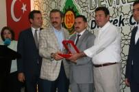 RıFAT HISARCıKLıOĞLU - TOBB Başkanı Hisarcıklıoğlu Devrek'te