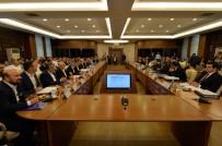 MALIYE BAKANLıĞı - Toplu Sözleşme Sürecinde Hizmet Kollarının Teklifleri Müzakere Ediliyor